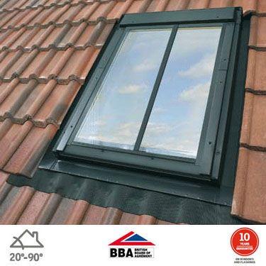 velux ggl mk06 sd5j1 conservation window for 90mm tiles 78cm x 118cm roofing superstore. Black Bedroom Furniture Sets. Home Design Ideas