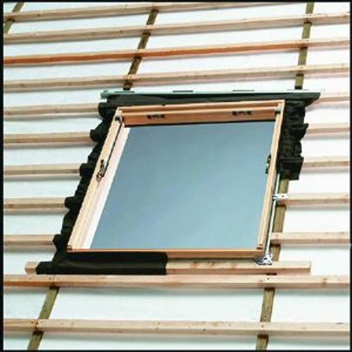 velux ggl sk06 3070 pine centre pivot window laminated. Black Bedroom Furniture Sets. Home Design Ideas