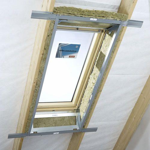 velux lsg uk08 1000 lining kit and vapour barrier 134cm. Black Bedroom Furniture Sets. Home Design Ideas