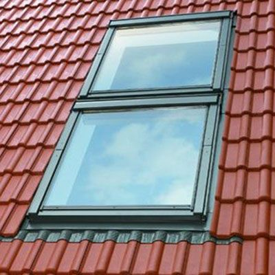 Velux ekw uk08 s0122 duo tile flashing 100mm gap 134cm x for Velux customer support