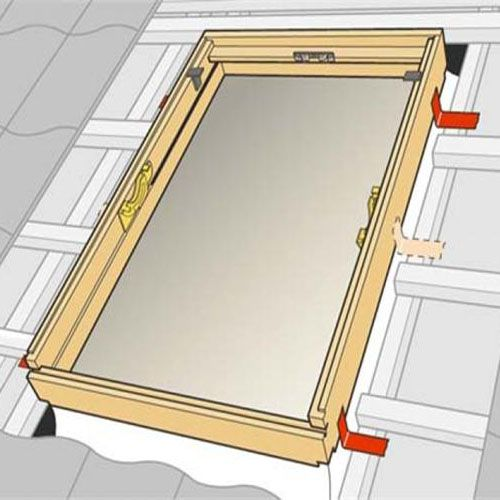 velux replacement window flashings roofing superstore. Black Bedroom Furniture Sets. Home Design Ideas