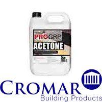 Cromar Grp Fibreglass Acetone Cleaner 25 Litres