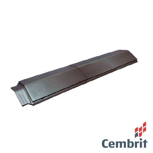 Cembrit 135 Degree Continuous Fibre Cement Vented Ridge