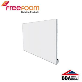 uPVC 225mm Replacement Fascia Board (18mm...
