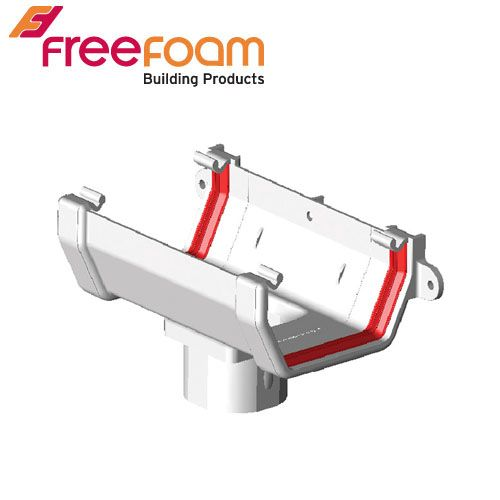 Freeflow Square Style Gutter Running...