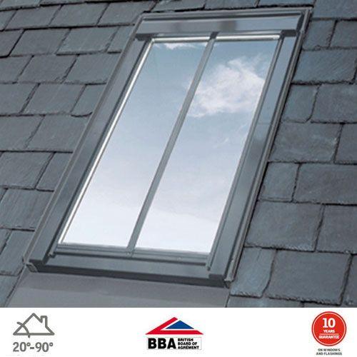 velux ggl mk08 integra conservation window for 8mm slate 78 x 140cm roofing superstore. Black Bedroom Furniture Sets. Home Design Ideas