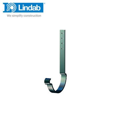 Lindab Half Round Bent And Twisted Rafter Bracket 125mm