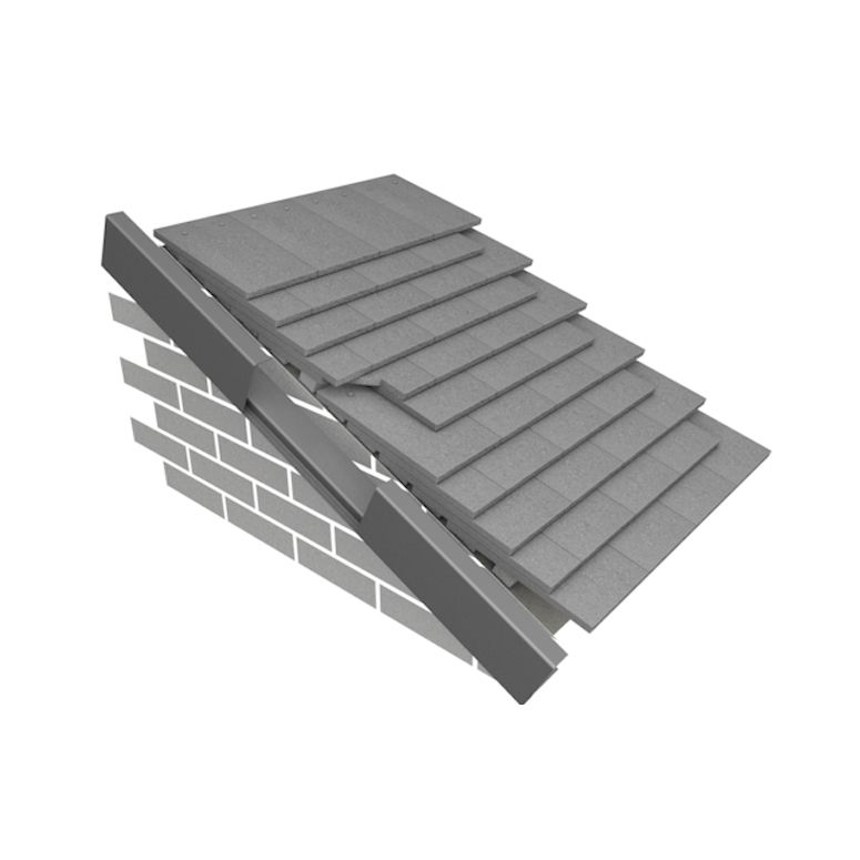 Verge Roof & Detail For The Junction Of An External Wall ...