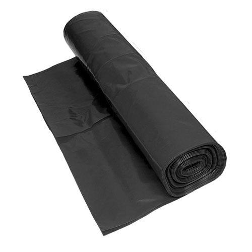 Membrane Damp Proofing Sheet : Visqueen black polythene damp proof membrane mu m