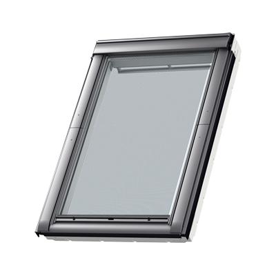 Velux mhl ck01 manual awning blind black net 5060 55cm for Velux solar blinds installation instructions