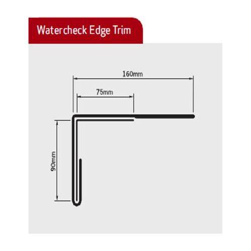 Bailey Sure Line Preformed 1 95m Watercheck Edge Trims