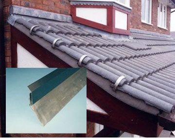 Glidevale Mr50 Monovent Lean To Roof Ventilator 6 1m