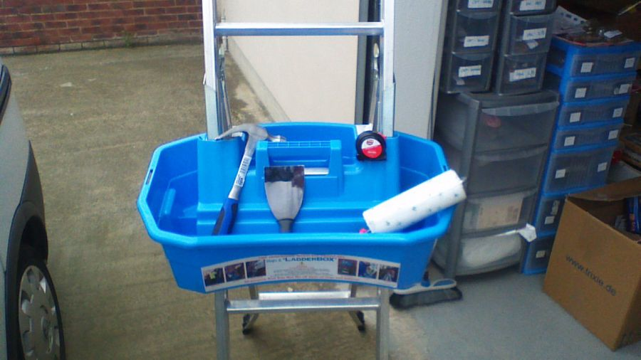 General Purpose Ladder Tool Caddy Roofing Superstore 174