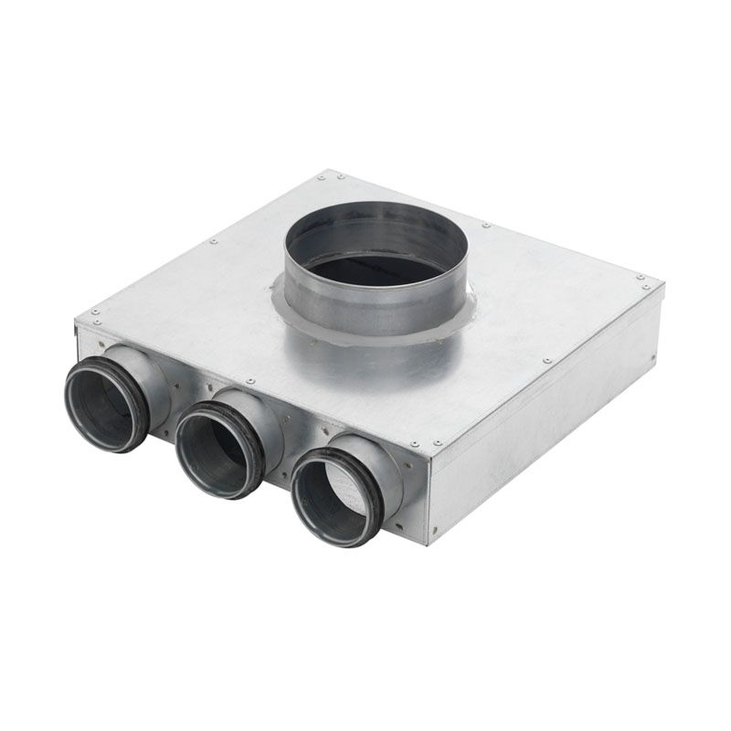 Ventilation Ducts Information : Ventilation plenumbox valve ceiling safe outlets pvcu