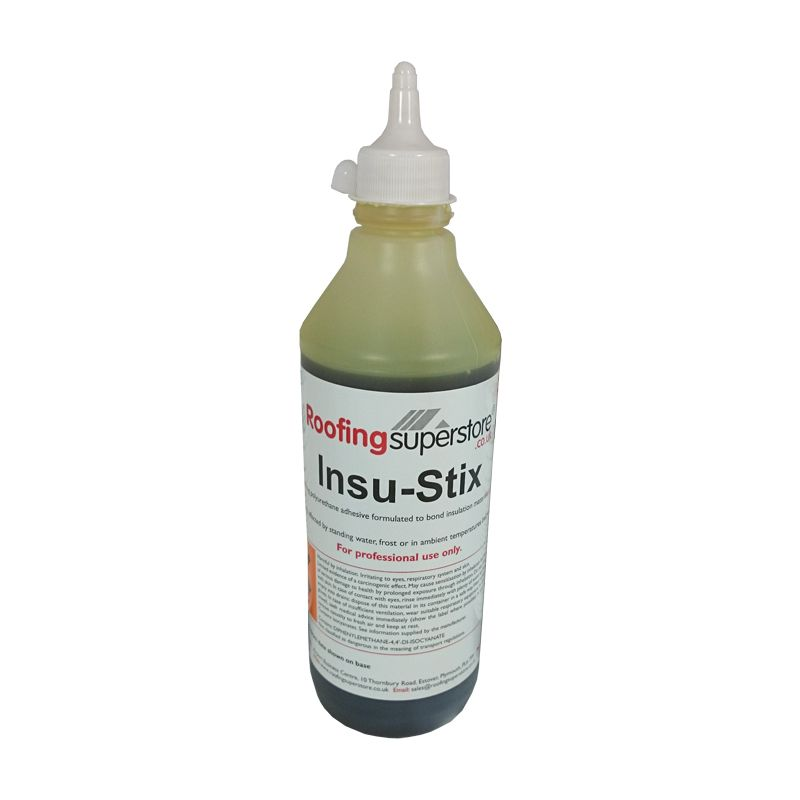 Insu stix insulation pu adhesive alternative to for Alternatives to spray foam insulation