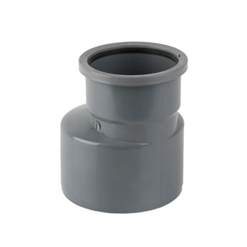 Guttering Industrial Downpipe 110mm To 160mm Connector