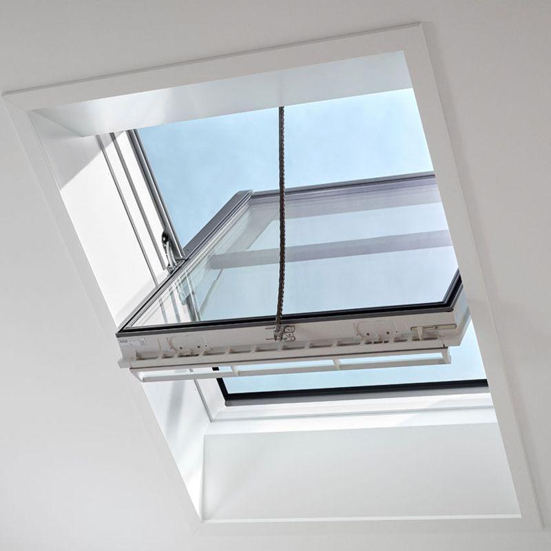 velux ggu sk06 sd0w140 smoke vent system for 120mm tiles. Black Bedroom Furniture Sets. Home Design Ideas