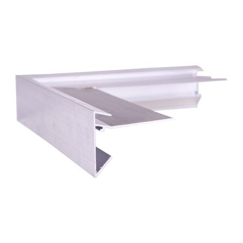 Aluminium Felt Roof Trim AF1 External Angles 200mm x 200mm, 45mm Face, 60mm Leg.