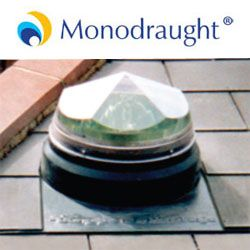 Diamond Dome Sunpipe 530mm Slate Roof Kit Up To 45dg Pitch
