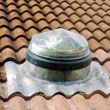 Diamond Dome Sunpipe 450mm Bold Rolled Tiled Kit Up To 45dg Pitch