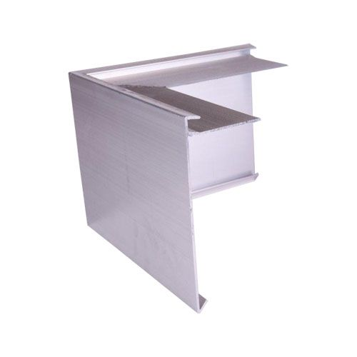 Aluminium Felt Roof Trim AF15 External Angles 200mm x 200mm, 150mm Face, 63mm Leg.