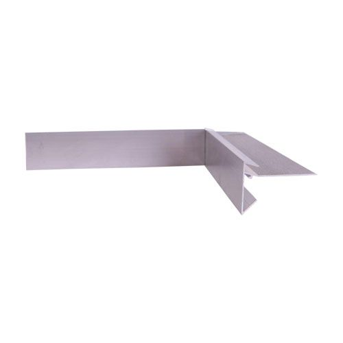 Aluminium Felt Roof Trim AF1 Internal Angles 200mm x 200mm, 45mm Face, 60mm Leg.