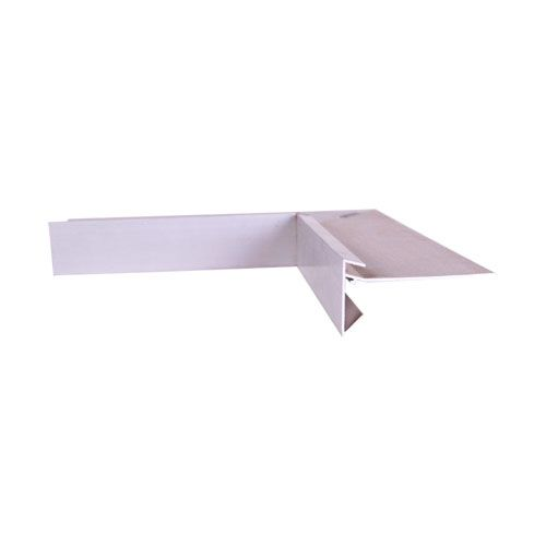 Aluminium Felt Roof Trim AF1/L Internal Angles 200mm x 200mm, 45mm Face, 89mm Leg