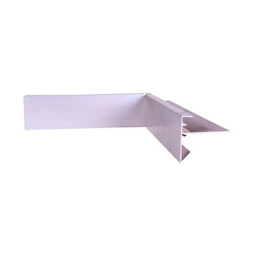 Aluminium Asphalt Trim AA1 Internal Angle ~ 55mm Face / 60mm Leg