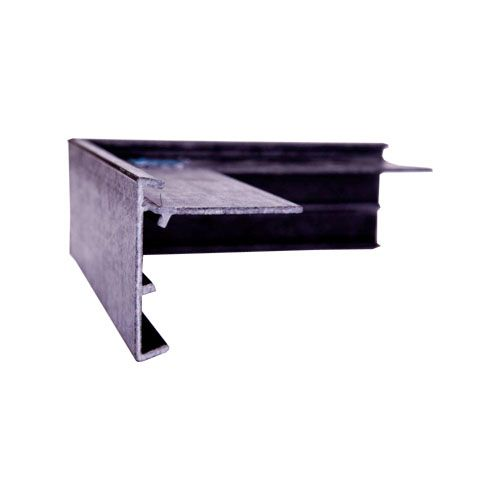 GRP Felt Trim External Angle ~ Type 3  (Black)