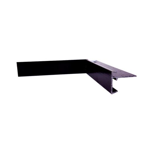 GRP Felt Trim Internal Angle ~ Type 1  (Grey)