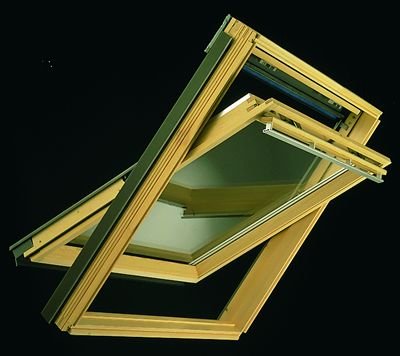 replacing a velux window. Black Bedroom Furniture Sets. Home Design Ideas