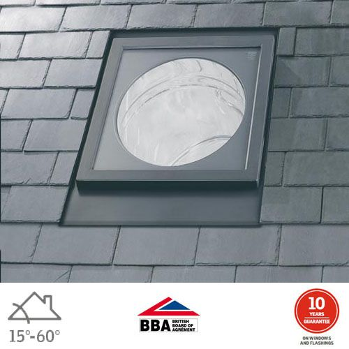 Velux tlf 0k14 2010 flexible sun tunnel for slate 14 for Velux sun tunnel installation manual