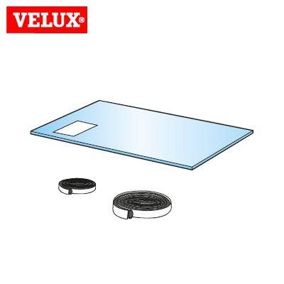 velux ipl 606 0059 toughened outer pane 114cm x 118cm ggl. Black Bedroom Furniture Sets. Home Design Ideas