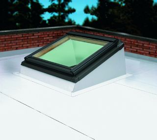 velux flat roof smoke ventilation system 1m2 ggl s06 sc0x7 roofing superstore. Black Bedroom Furniture Sets. Home Design Ideas