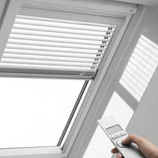 Velux Remote Controlled Electrical Roof Blind Pml M08