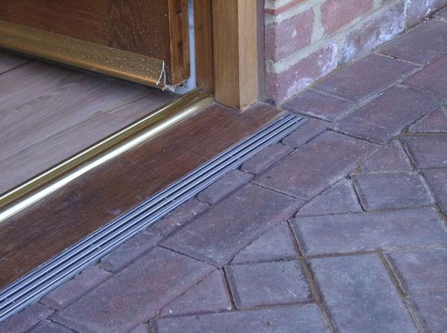 Aco Stepdrain System For Doorway Drainage 1088mm