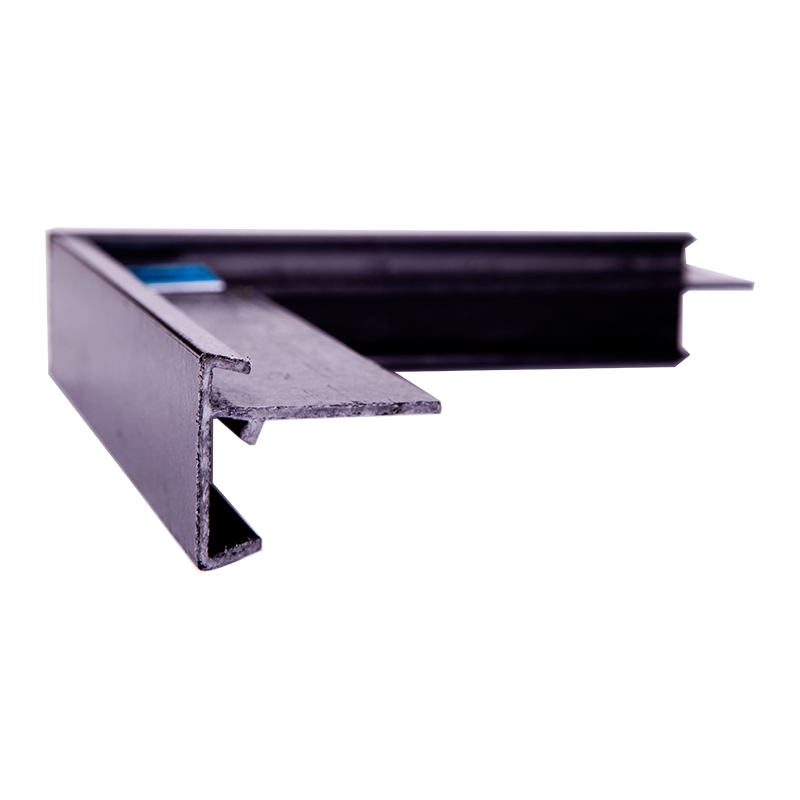 Grp Felt Trim External Angle Type 1 Black Roofing