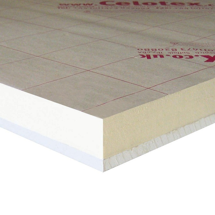 Celotex Tuff R Insulation : Celotex pl insulated plasterboard m