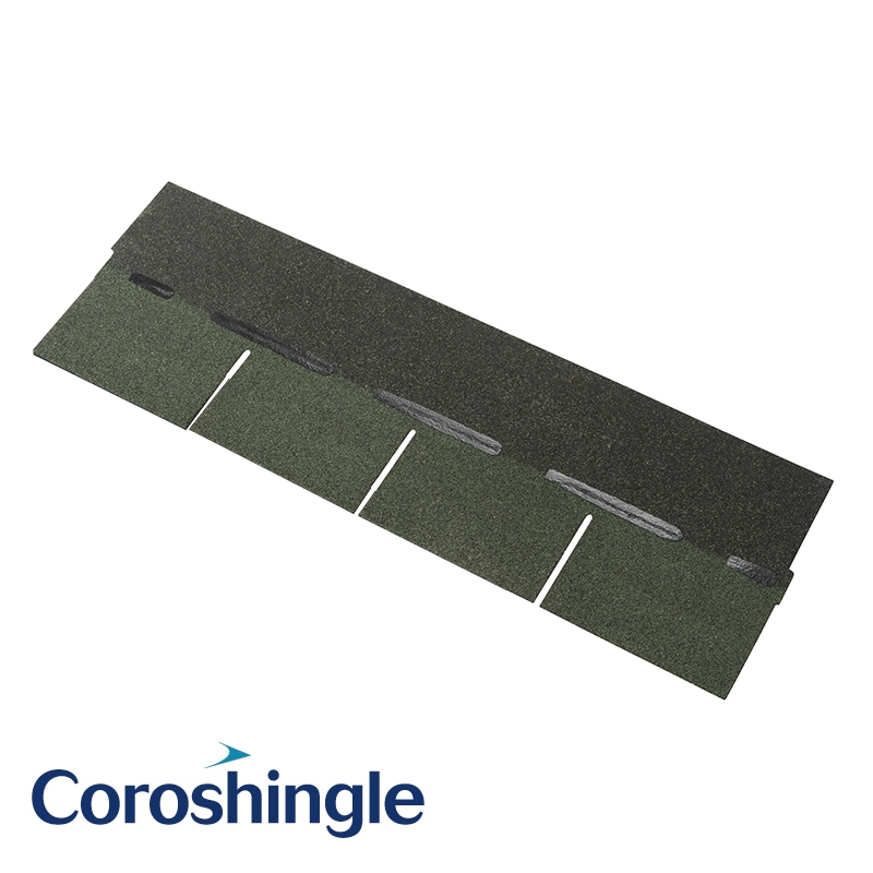 Superb Coroshingle Square Butt Roof Shingles In Green   2m2 Pack Sc 1 St Roofing  Superstore
