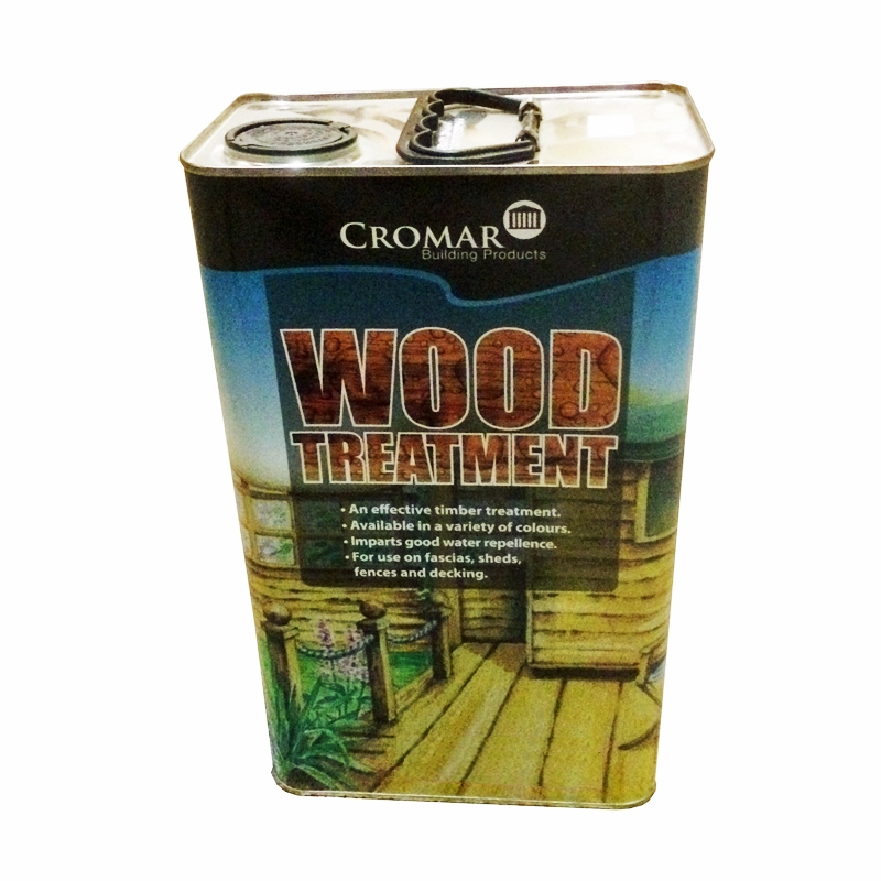 Cromar Wood Treatment In Clear 25 Litres Roofing Superstore