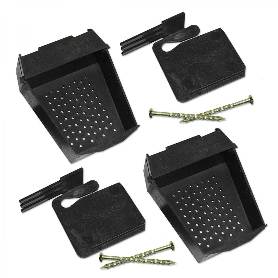 Klober Uni Dry Verge Eaves Ridge Pack Slate Grey From
