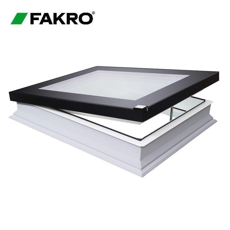 Fakro Def D U6 12001200 Z Wave Modular Rooflight Amp Kerb