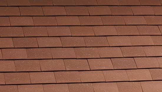 Marley Clay Plain Acme Single Camber Roof Tile Farmhouse