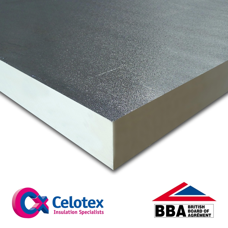 Celotex Fr5100 Fire Rated Insulation Board 100mm
