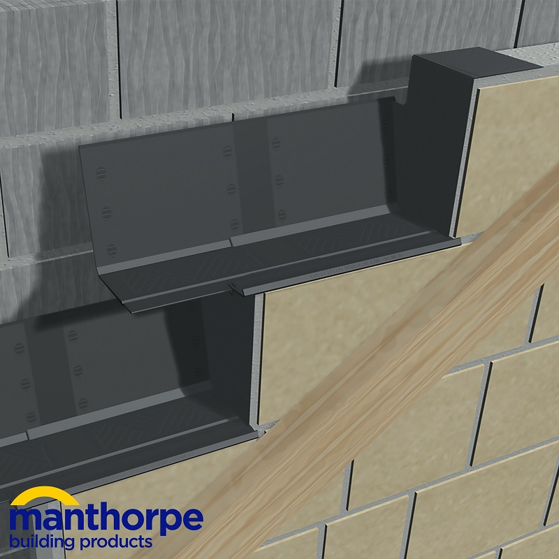 Manthorpe Gw291 Sbs Intermediate Tray Rh 448mm Roofing