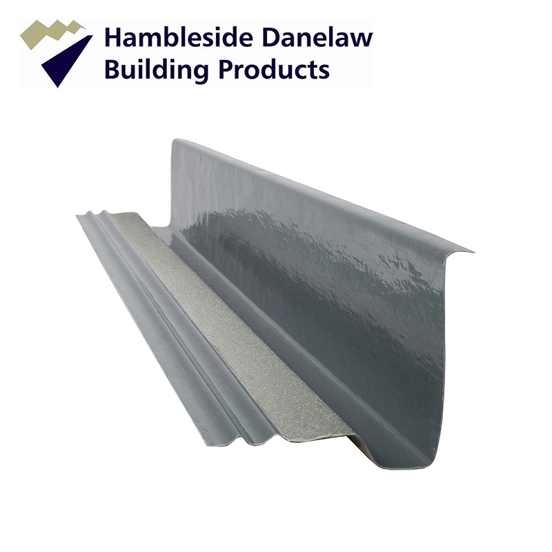 Hambleside Danelaw Continuous GRP Dry Soaker for Tiles - Lipped  sc 1 st  Roofing Superstore & Hambleside Danelaw Continuous GRP Dry Soaker for Tiles - Lipped ... memphite.com