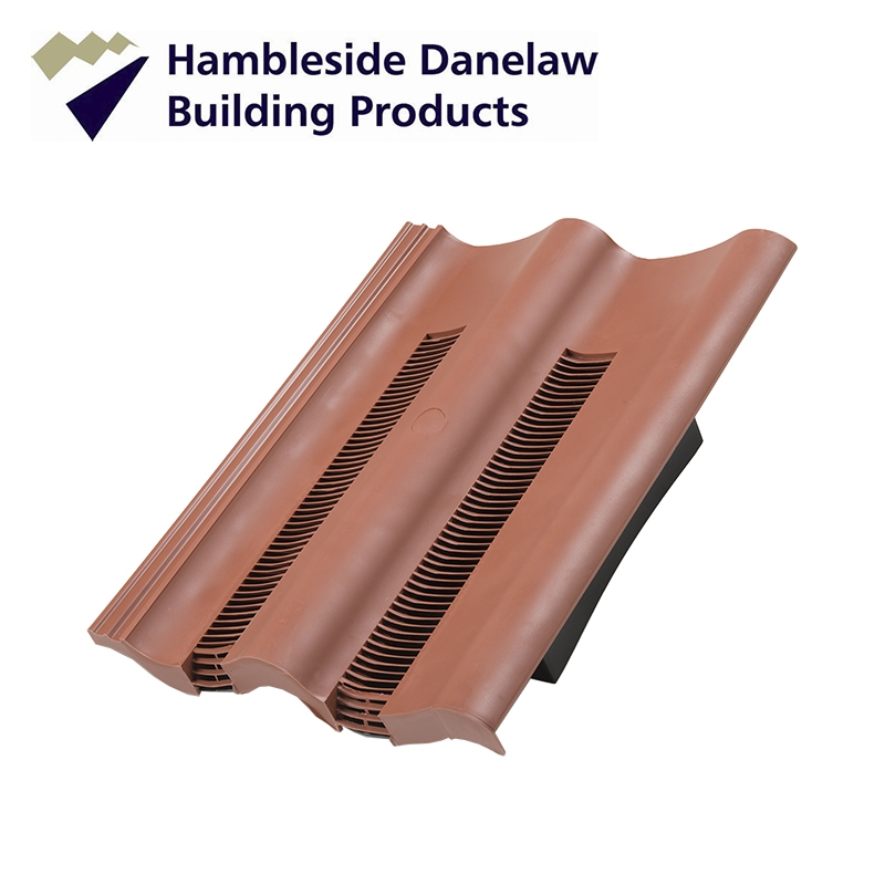 Hambleside Danelaw Double Pantile Flush Fit Tile Vent