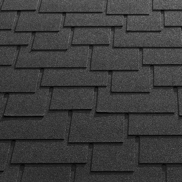 Katepal Ambient Bitumen Roofing Shingles 2m2 Black
