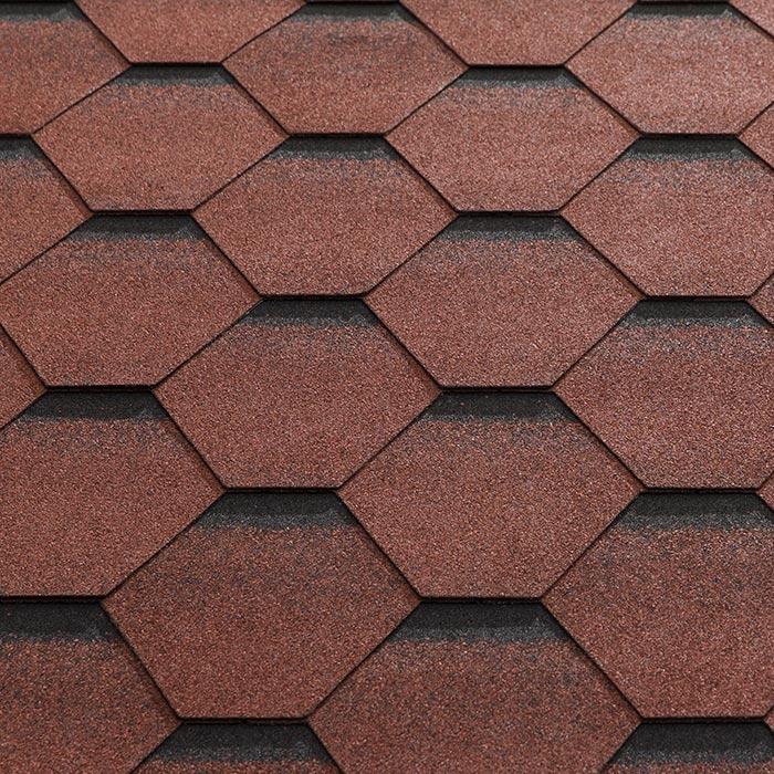 katepal super katrilli hexagonal felt roofing shingles. Black Bedroom Furniture Sets. Home Design Ideas