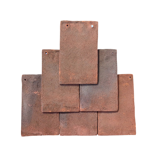 Spicer Tiles Clay Roof Peg Tile Medium Antique Roofing